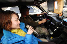 Karaoke Taxis - Cab Rides for Crooners