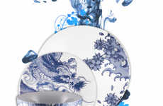 Tattooed Dishes - Irezumi Dishware by Paul Timman