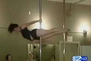 """Pole Fitness"" Recommended as Olympic Event"