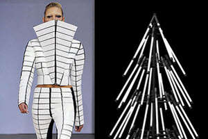 Gareth Pugh for Topshop