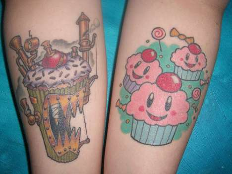 Sweet Tattoo Treats