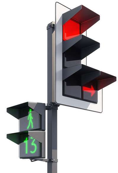 Redesigning Traffic Lamps