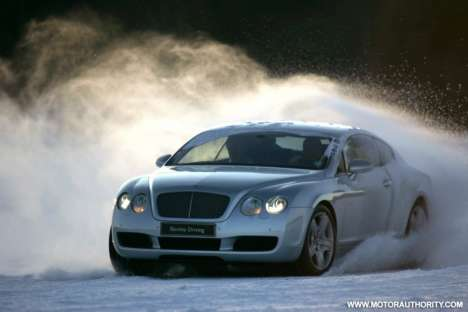 Supercar Winter Driving Schools