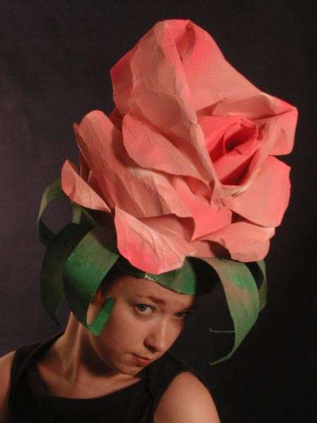 Sculptural Hats