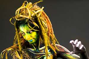 Stockholm Body Painting Contest