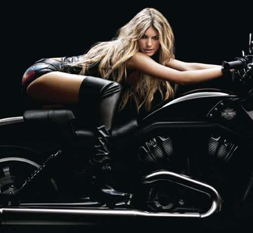 Motorcycle Super Models
