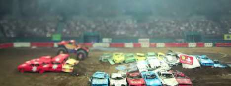 Miniature Monster Truck Rallies