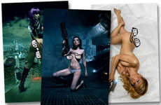 Naughty Sci-Fi Geek Calendars