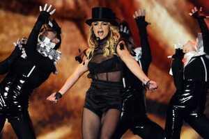 Britney Spears Rocks Bambi Awards & Star Academy