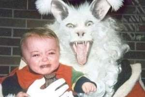 Snaps of Scary Santa Mishaps