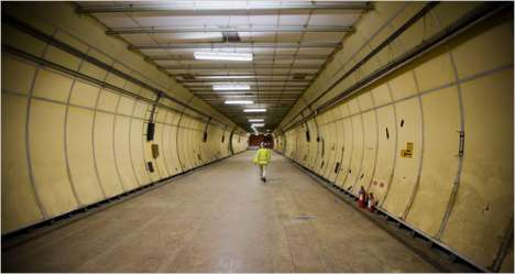 Bomb Shelter Hotels - Yotel Eyes The Kingsway Tunnels in London
