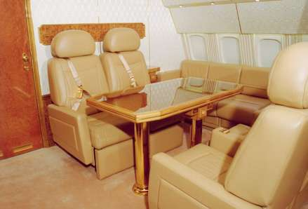 Presidential Plane Renovations