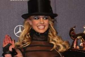 Britney Spears' Style Channels Madonna