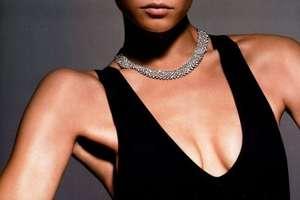 'Neck Strength' in Vogue Paris