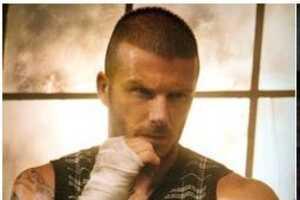 David Beckham's 2009 Calendar