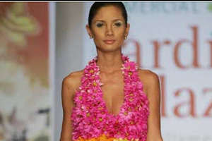 'Bio Fashion' in Colombia