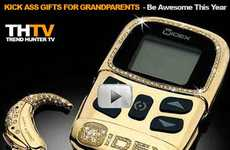 Kick Ass Gifts for Grandparents - From Bling Hearing Aids to Rentable Friends