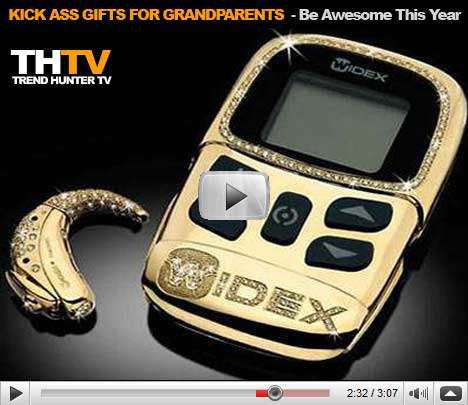 Kick Ass Gifts for Grandparents