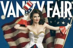 Tina Fey Does Vanity Fair