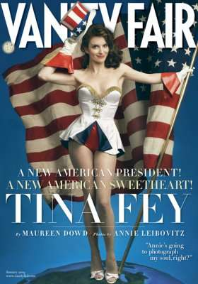 Patriotic Comedian Cover Shoots