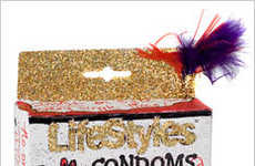 Celebrity Designed Condoms - A-list for AIDS Awarness