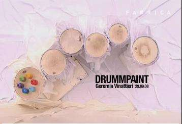 Drumstick Paintings