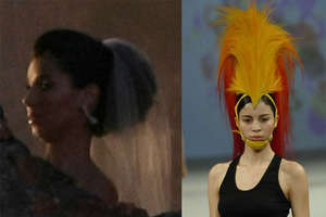 From Butterflies to Roselyn Sanchez's Giant Bun