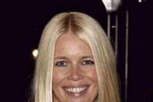 Claudia Schiffer The 'New' Face of YSL and D&G