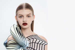 25 Examples of 3D-Printed Garments - From Adrenaline-Sensing Dresses to Sculptural Cyborg Couture