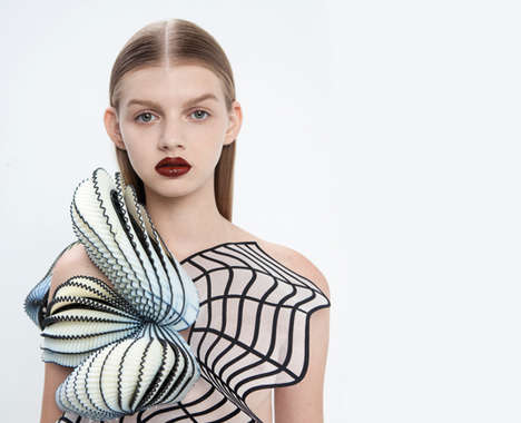 25 Examples of 3D-Printed Garments