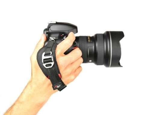 Camera-Clutching Accessories