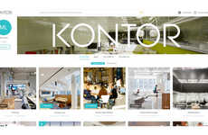 Workplace Visual Networks - The Kontor Network Aids in the Conversation of Office Design