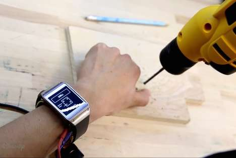 Electromagnetic Smartwatches - This Watch Can Detect Electromagnetic Signals in Various Objects