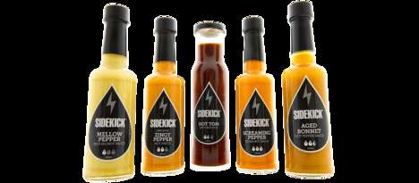 Artisanal Hot Sauce Collections - This Hot Sauce Brand Has Launched a New Line of Spicy Condiments