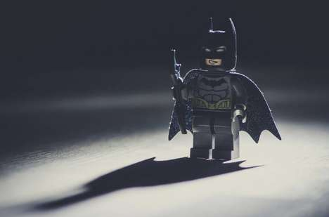 Cinematic LEGO Scenes - These Photographs Capture Famous Film Characters Depicted With LEGO