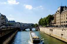 Parisian Floating Hotels
