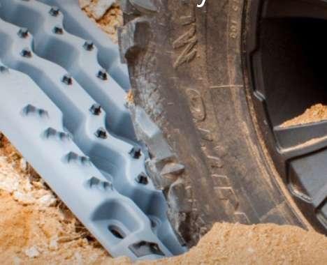 Traction-Providing Car Accessories