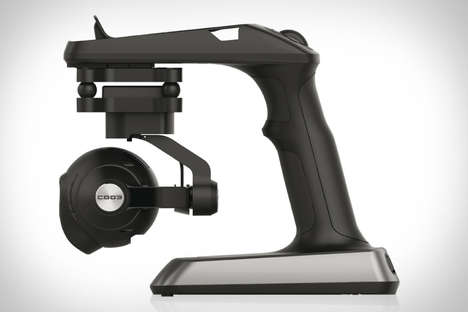 Steadying Handheld Gimbals - The Typhoon ActionCam Makes 4K Recording a Simple Feat