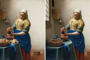 These Gluten-Free Museum Paintings Have the Wheat & Grains Removed