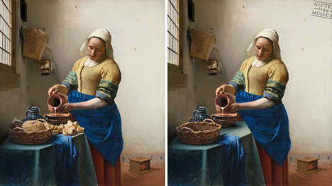 Gluten-Free Art (Update) - These Gluten-Free Museum Paintings Have the Wheat & Grains Removed