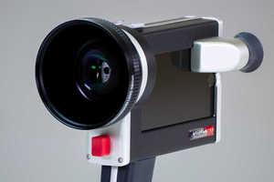 The Lumenati CS1 is Designed to Make iPhones Look Like Camcorders