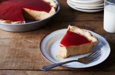 Peanut Butter Jelly Pies - This Decadent Dessert is Inspired by Nostalgic Childhood Sandwiches