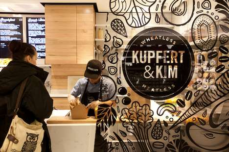Superfood Energy Ball Menus - Toronto's Kupfert & Kim Serves Up Three Types of Raw Energy Balls