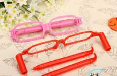Quirky Pen Glasses