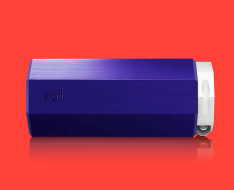 Lightweight High-Energy Chargers