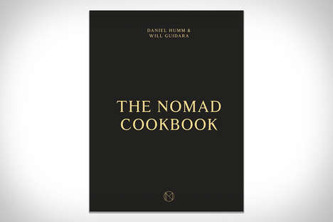 Concealed Secret Cookbooks - The Nomad Recipe Guide Hides Cocktail Cookbook Inside its Pages