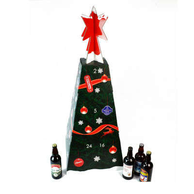Christmas Beer Calendars - Best of British Beer's Advent Calendar Shares 24 Days of Craft Brews