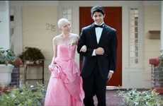 Prom-Themed Cancer Ads - This Touching Ad for Cancer Shows that the Disease Can Strike at Any Age