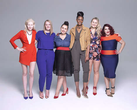 Fashion Confidence Campaigns - Amazon Fashion Encourages Women to Embrace Their Beauty Differences
