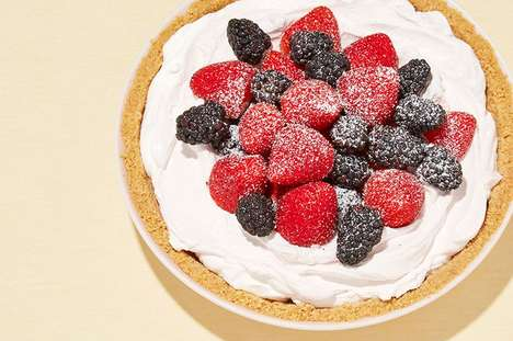 5 Minute Pies - Refinery29's Extremely Easy Berry Pie Recipe Only Takes Five Minutes to Assemble